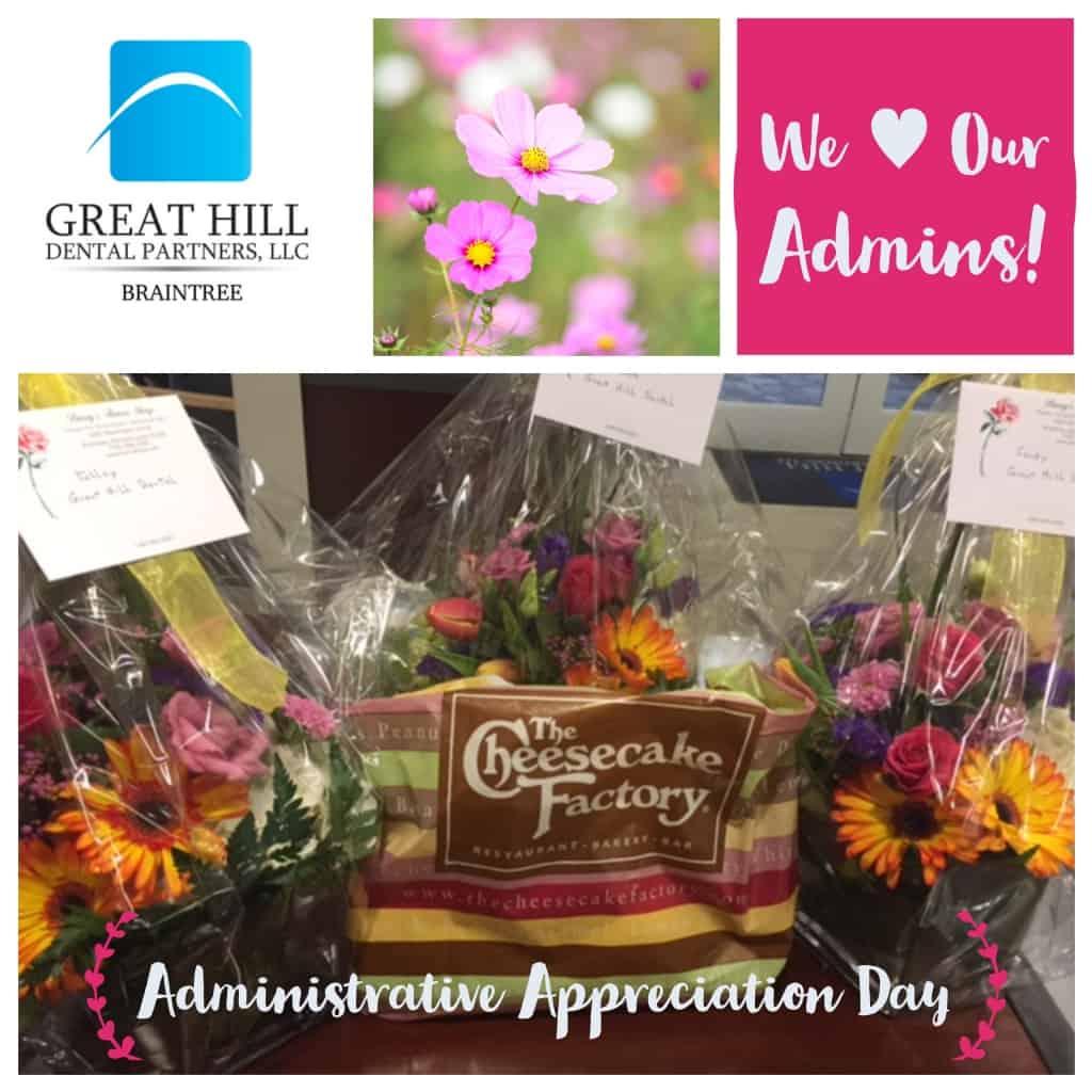 administrative appreciation day